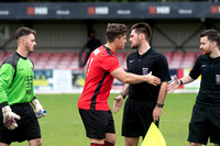 Histon v Stanway Rovers